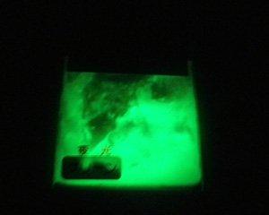 画像2: ピカエース/蓄光顔料/ホワイトマジック/グリーン