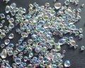 ガラス粒/Sサイズ/オーロラ