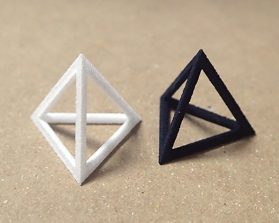 Polyhedron Frame/正4面体(1個)
